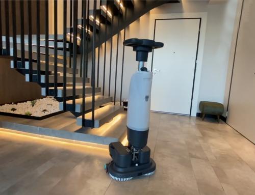 Yeni Nesil Temizlik Makinası